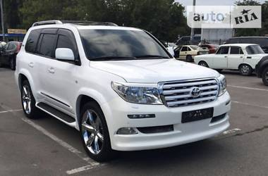 Toyota Land Cruiser 200 OFFICIAL ELFORD 2012