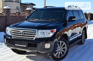 Toyota Land Cruiser 200 4.5 DIESEL 2014