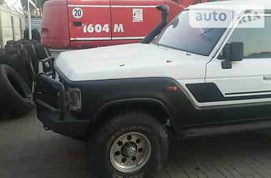 Toyota Land Cruiser 60  1989