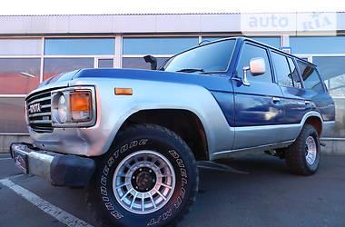 Toyota Land Cruiser 60  1986