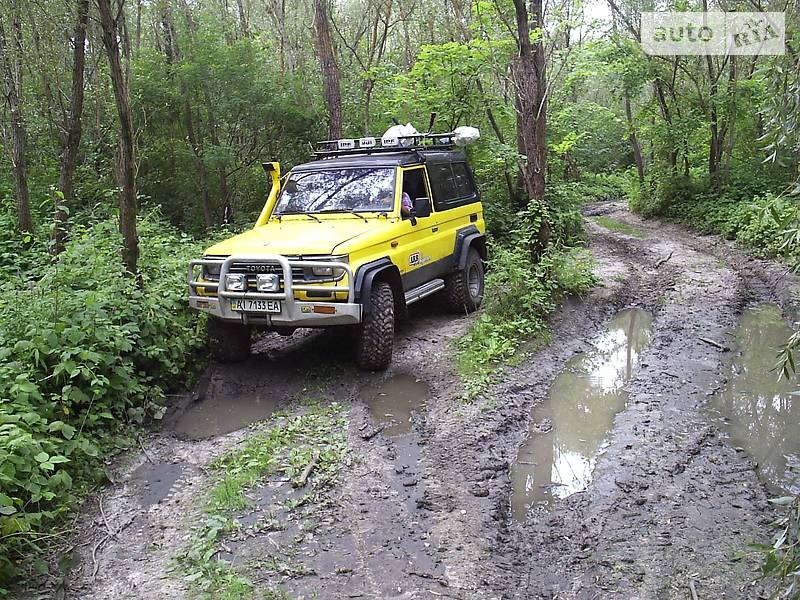Toyota Land Cruiser 73