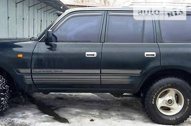 Toyota Land Cruiser 80  1996