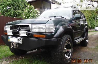 Toyota Land Cruiser 80 LX 450 1995