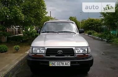 Toyota Land Cruiser 80 GX 1996