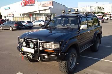 Toyota Land Cruiser 80 GX 1996