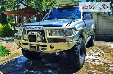 Toyota Land Cruiser 80 VX 4.5 1996