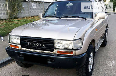Toyota Land Cruiser 80 4.2 1995