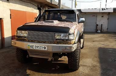 Toyota Land Cruiser 80  1993