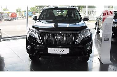 Toyota Land Cruiser Prado Comfort 2016