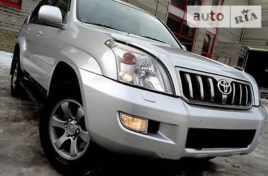 Toyota Land Cruiser Prado  2008