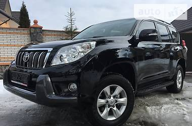 Toyota Land Cruiser Prado 2.7 2011