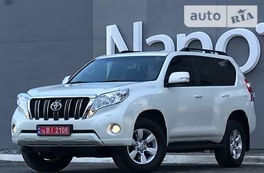 Toyota Land Cruiser Prado 3.0  2015