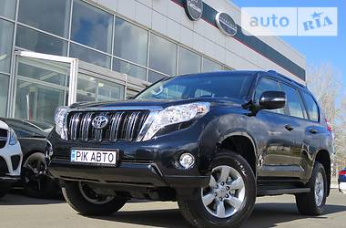 Toyota Land Cruiser Prado 2.7L 6AT Base 2017