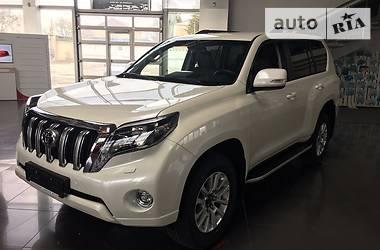 Toyota Land Cruiser Prado Prestige Style 2017