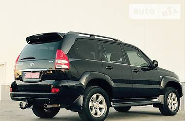 Toyota Land Cruiser Prado GX 2008