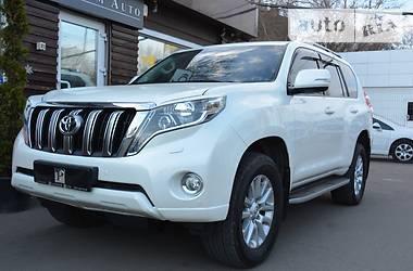 Toyota Land Cruiser Prado PRESTIGE 2014