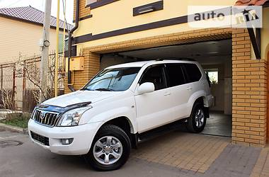 Toyota Land Cruiser Prado  2009