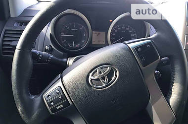 Toyota Land Cruiser Prado  2014