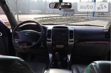 Toyota Land Cruiser Prado 2.7 2007