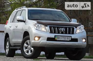 Toyota Land Cruiser Prado EUROPA/GAZ/V IDEALE 2013