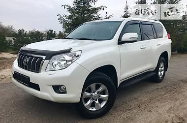 Toyota Land Cruiser Prado Europe 2013
