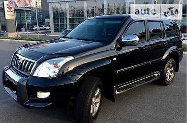 Toyota Land Cruiser Prado 2.7 2007