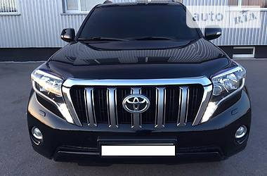 Toyota Land Cruiser Prado  3.0D AT Lux 2014