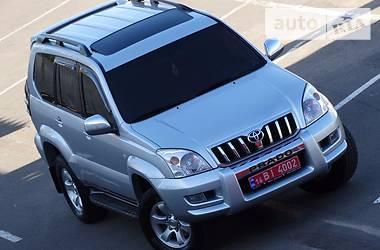 Toyota Land Cruiser Prado V-6GBO 2009