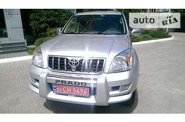 Toyota Land Cruiser Prado GAZ 2003