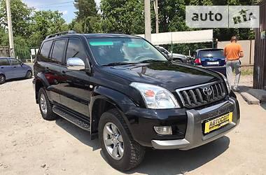 Toyota Land Cruiser Prado 120 4.0 ЗНГ 2007