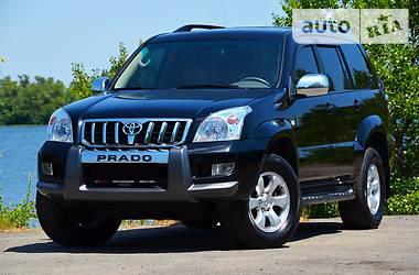 Toyota Land Cruiser Prado VX-MAXIMAL 2008
