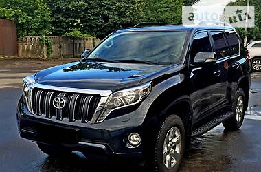 Toyota Land Cruiser Prado  2015