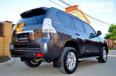 Toyota Land Cruiser Prado TURBO  2013