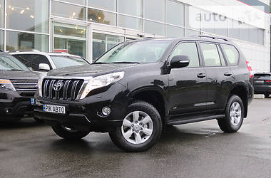 Toyota Land Cruiser Prado 2.7l 6AT Base 2018