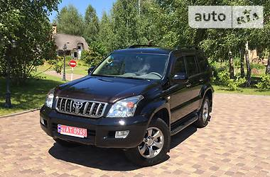 Toyota Land Cruiser Prado Europe 2006