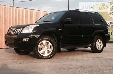 Toyota Land Cruiser Prado EVROPA//4.0  2006