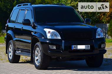Toyota Land Cruiser Prado MAXIMAL 2008