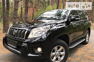 Toyota Land Cruiser Prado COMFORT PLUS 7 2011