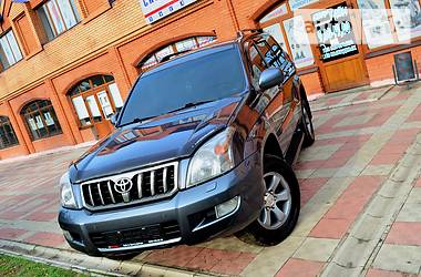 Toyota Land Cruiser Prado Restyling 4.0 2009