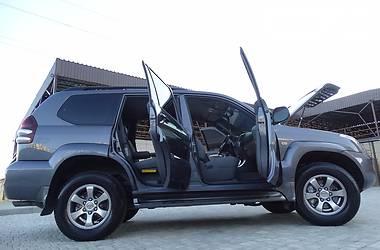 Toyota Land Cruiser Prado RESTAIL 2009