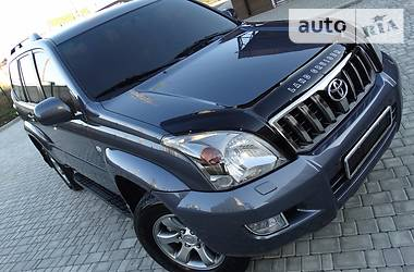 Toyota Land Cruiser Prado RESTAIL 2009