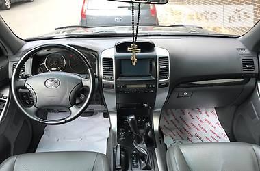 Toyota Land Cruiser Prado RESTAILING//EUROPA 2008