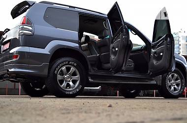 Toyota Land Cruiser Prado RESTAILING_EXCLUSIVE 2009