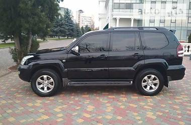Toyota Land Cruiser Prado IDEAL 2008
