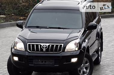 Toyota Land Cruiser Prado   2008
