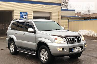 Toyota Land Cruiser Prado GX 2005