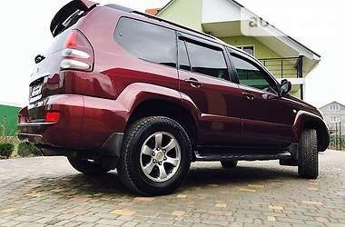 Toyota Land Cruiser Prado EUROPA EXCLUSIVE 2008