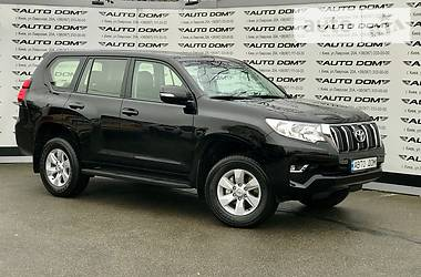 Toyota Land Cruiser Prado NEW 2018