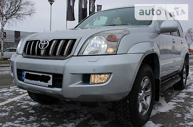 Toyota Land Cruiser Prado EXCLUSIVE 2008