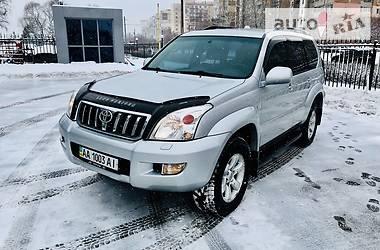 Toyota Land Cruiser Prado EUROPE FULL 2006